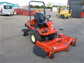 Unreserved Kubota F3680 Out Front Mower