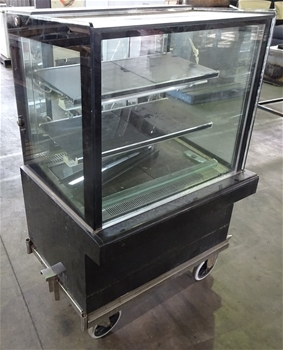 Roma Ambient 90 Refrigerated Display