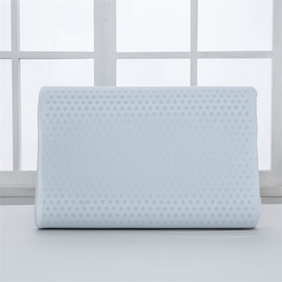 Dreamaker Gel Infused Talalay Latex Pillow-Contour