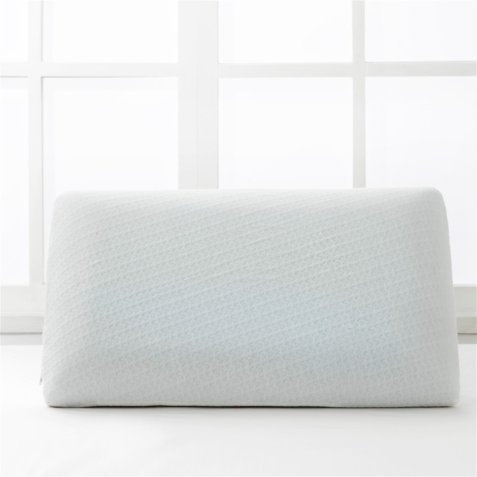 Dreamaker Gel Infused Memory Foam Pillow