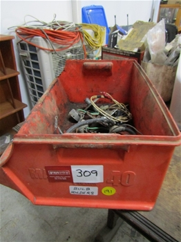 Box of Early Holden Bulb Holders