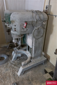 Hobart H-600T Dough Mixer