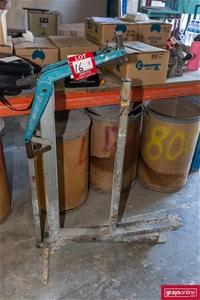 DWS Manual Foot Staple Machine