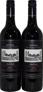 Wynns Black Label Cabernet Sauvignon 201