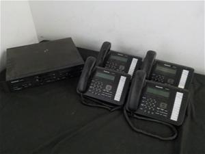 Panasonic KX-N5700 Phone System and Hand