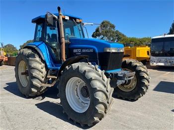 New Holland 8970 Tractors x2