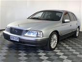 SA Classic Cars: 2000 Ford Fairlane Ghia AU Automatic Sedan