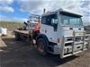 1996 International Acco 1850G Crane Truck