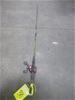 1 x Silstar 2 - 6 Kilo Overhead Fishing Rod with Overhead Reel