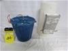 2 x Assorted Burley Buckets