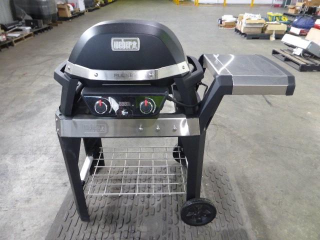 Weber Pulse 2000 Electric BBQ with Bluetooth (Pooraka, SA)