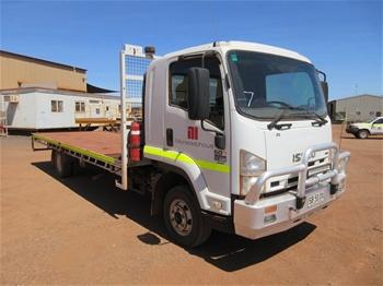 2010 Isuzu FRR600 5T Single Cab Truck