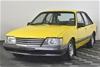 1985 Holden Commodore VK Manual Sedan (Ex Police)