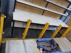 Custom Built Roller Stand