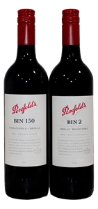 Mixed Pack of Penfolds Shiraz 2010 (2x 7