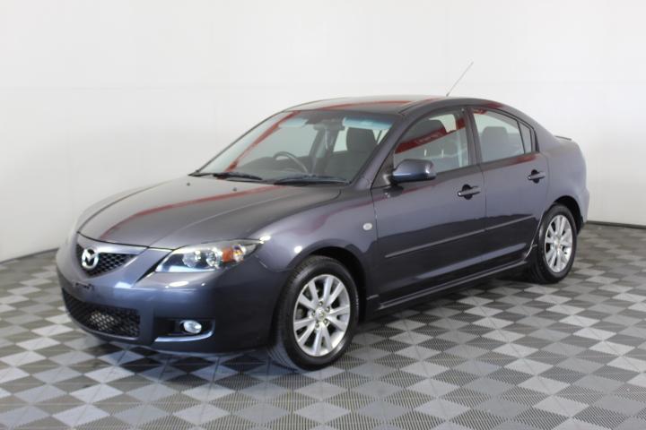 2007 Mazda 3 Maxx Sport BK Auto Sedan