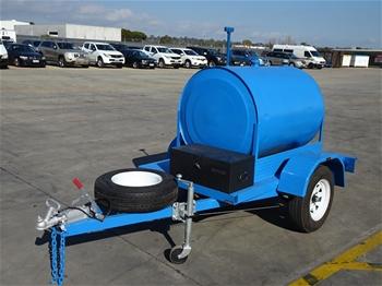 2020 Fuel Tanker - custom made