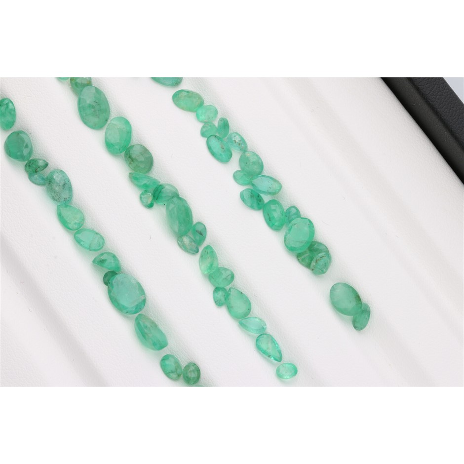 Parcel of Loose Emerald, 23.34ct in Total
