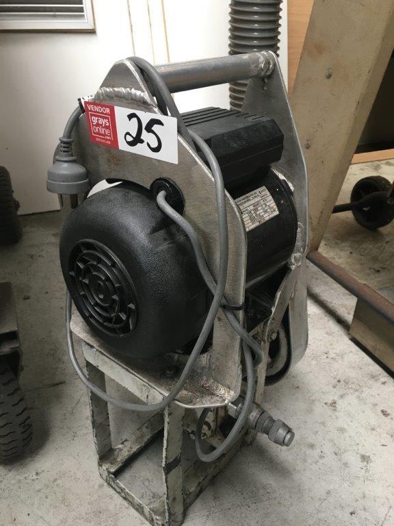 Custom Hydraulic Pump
