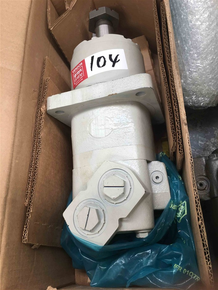 Unused Chal-Lynn Hydraulic Motor