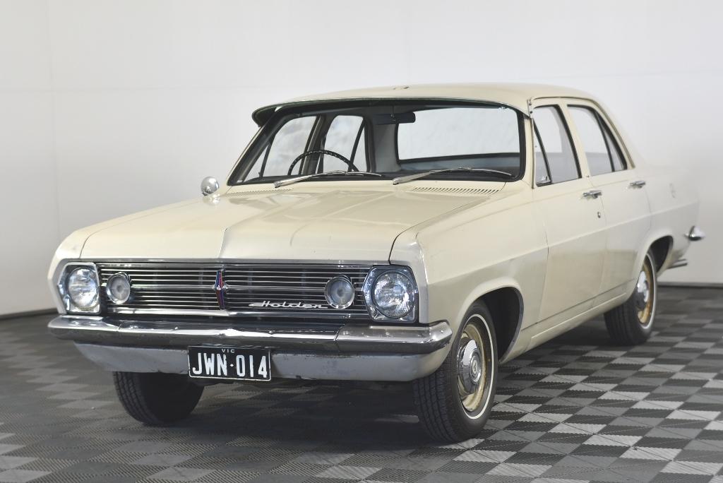 1966 Holden HR Standard Manual Sedan