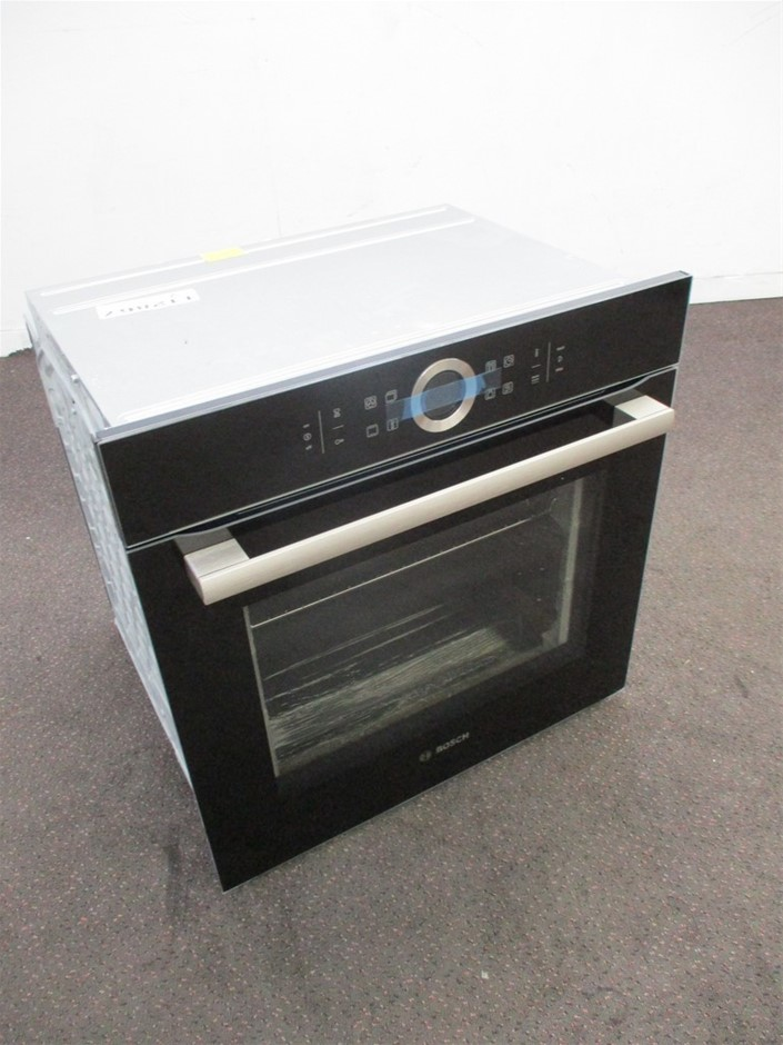 Bosch HBG675BB2A 60cm Pyrolytic Built-In Oven