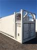 2020 Unused 30000 Litre Bunded Fuel Storage Cell