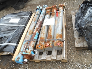 Pallet of Transcrete/FloCrete Pump Diffe