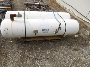 Water Air tank Assembly Please note: Use