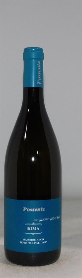 Possente Kima Organic Wine, 2017 (6x 750mL), Italy. Cork.