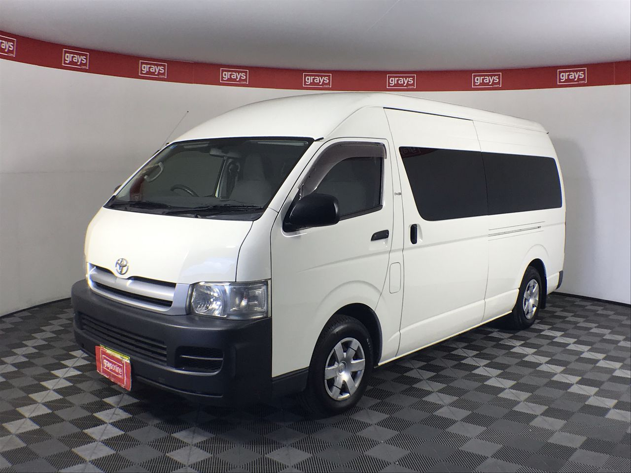 2006 Toyota Hiace Commuter T/Diesel 2X Wheelchair Accessible Vehicle