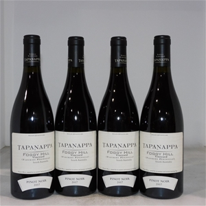 Tapanappa Foggy Hill Pinot Noir 2017 (4x