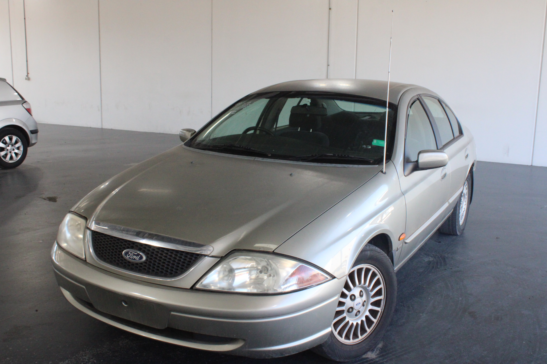 2001 Ford Fairmont AUII Automatic Sedan