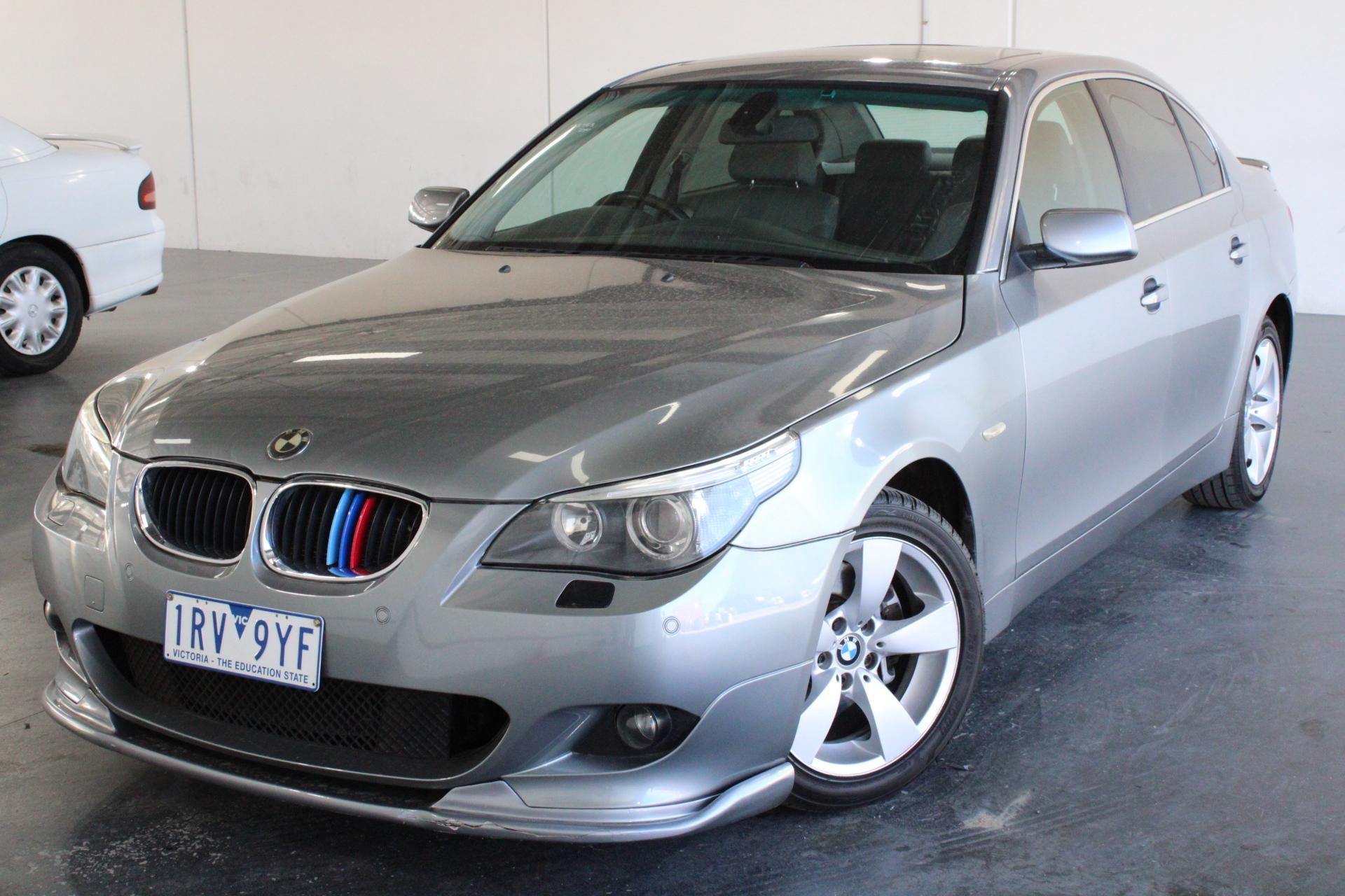 2004 BMW 5 30i E60 Automatic Sedan(WOVR-Inspected)