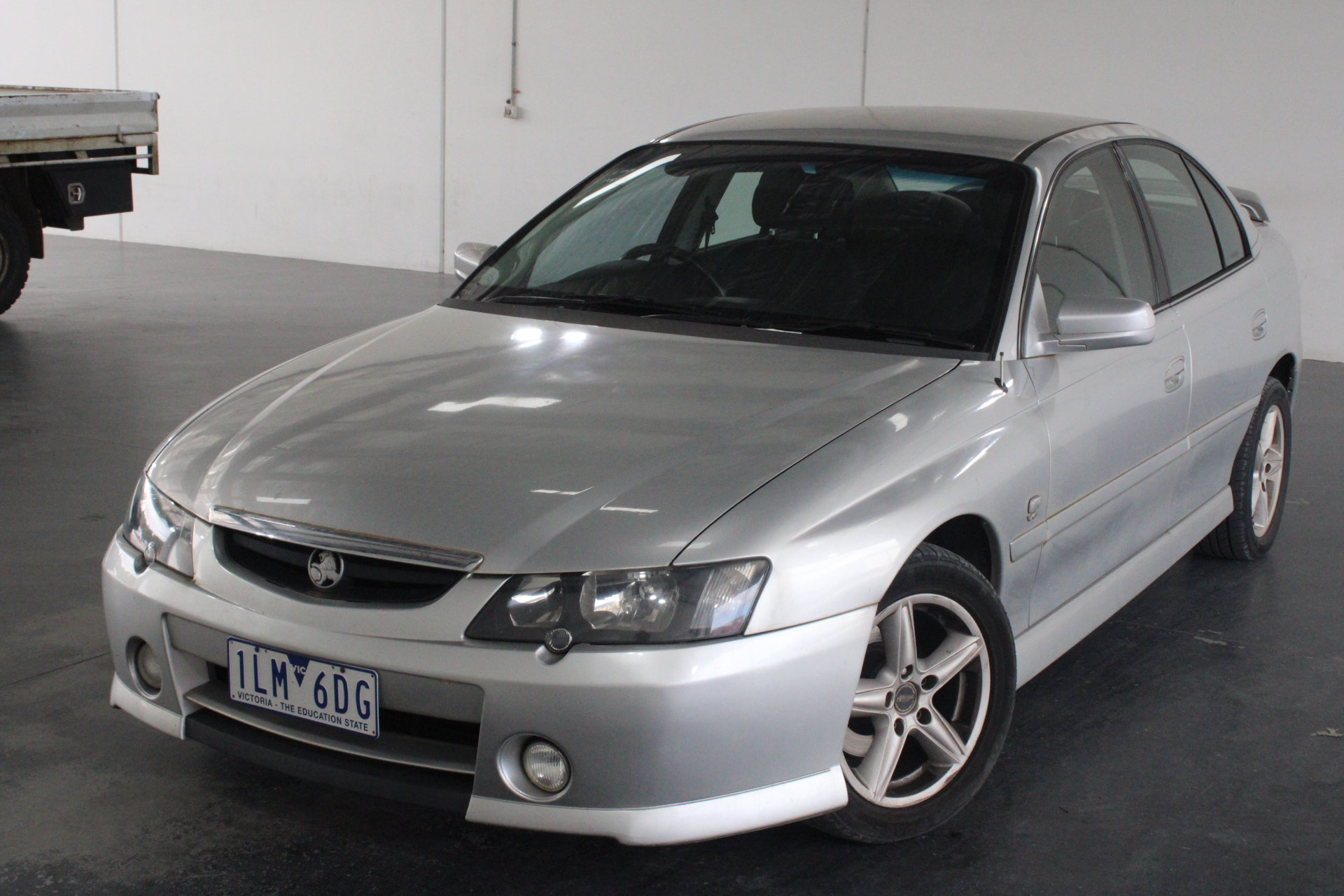 2004 Holden Commodore S Y Series Automatic Sedan