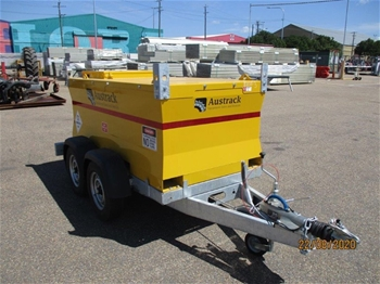 2020 Austrack Equipment Dual Axle Trailer Mounted Diesel System