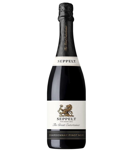 Seppelt The Great Entertainer Chardonnay Pinot Noir NV (6x 750mL).