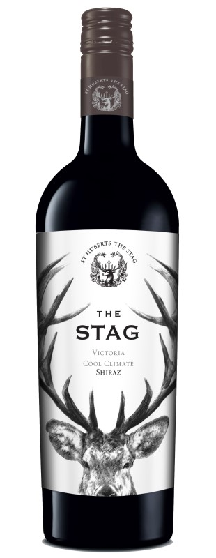 St Huberts The Stag Victorian Shiraz 2019 (6x 750mL).