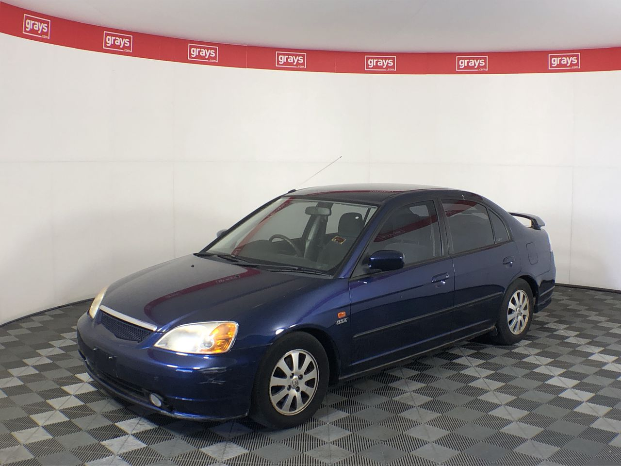 2001 Honda Civic GLi 7th Gen Automatic Sedan