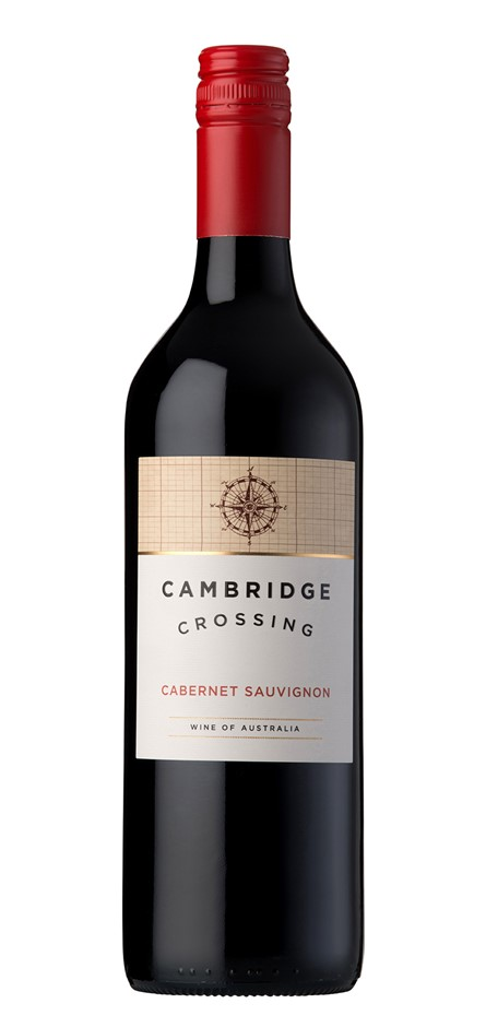 Cambridge Crossing Cabernet Sauvignon 2018 (6 x 750mL) SA