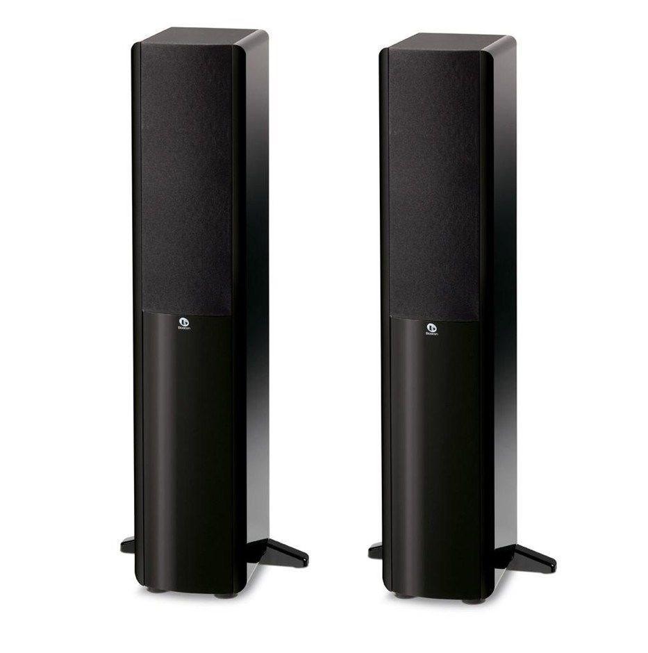 Boston Acoustics A 250 Floorstanding Loudspeaker (Pair) (Black)