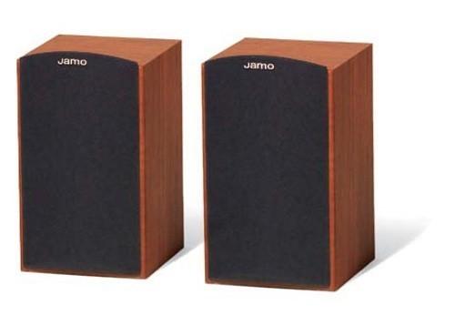 Jamo E500 Surround/Bookshelf Speakers (Pair) - Cherry