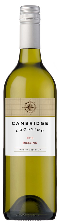Cambridge Crossing Riesling 2018 (6 x 750mL) SA