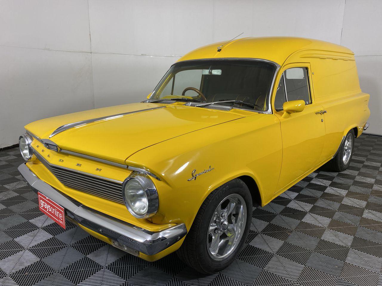 1962 Holden EJ Panel Van