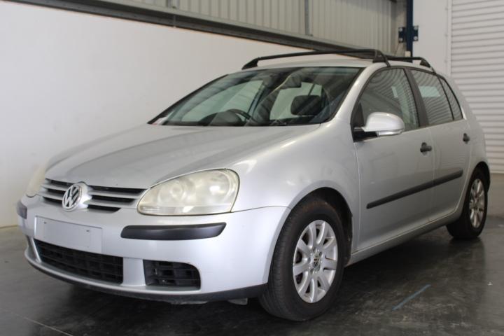 2006 Volkswagen Golf 2.0 FSI Comfortline Automatic Hatchback