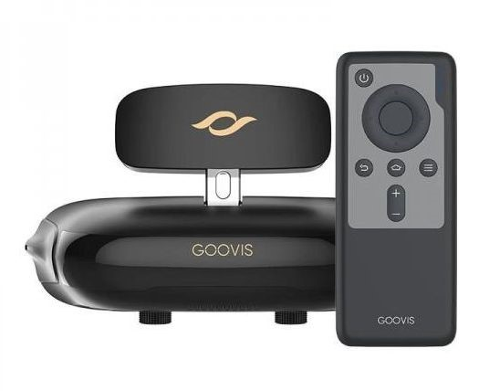 GOOVIS P2 PRO PERSONAL CINEMA + GOOVIS D3 MEDIA PLAYER (P2+D3)