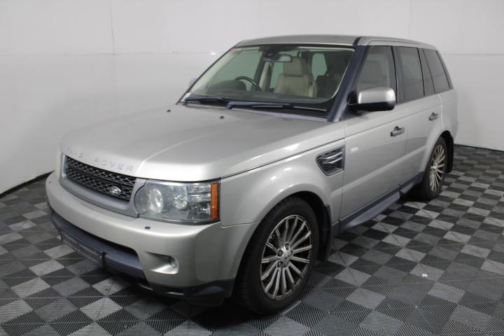 2010 Land Rover Range Rover Sport 3.0 TDV6 T/Diesel Auto Wagon