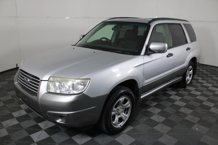 2007 Subaru Forester X Luxury Automatic Wagon