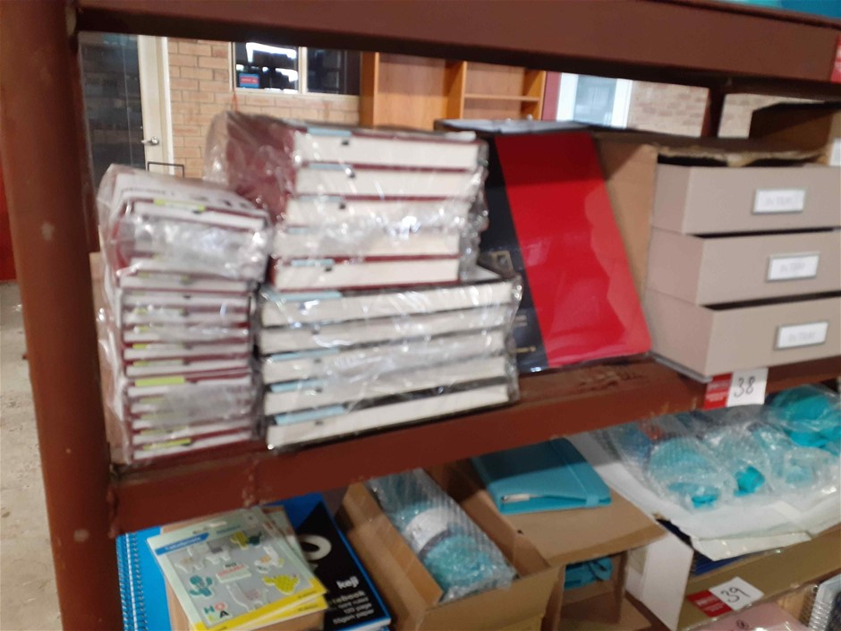 Large Quantity of Office Sundries