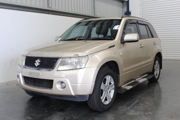 2006 Suzuki Grand Vitara V6 JT Automatic Wagon
